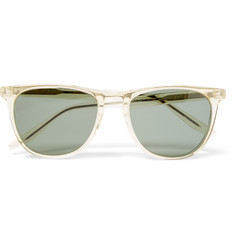 Barton Perreira - Tuco Square-Frame Acetate Polarised Sunglasses