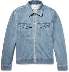 Our Legacy - Lean Zip-Up Denim Jacket