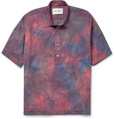 Our Legacy Tie-Dye Stretch-Cotton Shirt