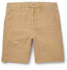 Our Legacy Linen and Cotton-Blend Shorts