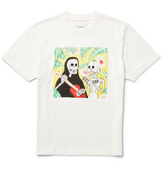Our Legacy Misanthropic Love Printed Cotton-Jersey T-Shirt