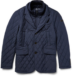 Hackett Quilted Shell Jacket