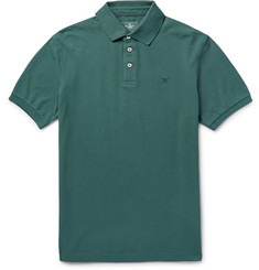 Hackett London Slim-Fit Stretch-Cotton Piqué Polo Shirt