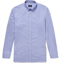 Hackett London Button-Down Collar Cotton Shirt
