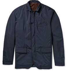 Hackett Mayfair Slim-Fit Padded Shell Jacket