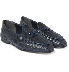 Rubinacci - Marphy Woven Leather Loafers