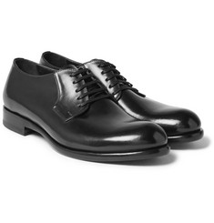 Harrys of London - Gerrard Glossed-Leather Derby Shoes