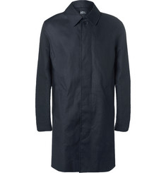 A.P.C. Cotton-Blend Gabardine Raincoat