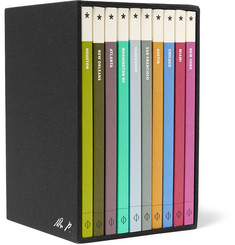 Phaidon Set of 10 North American City Guides