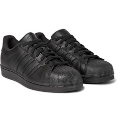 Adidas Originals - Superstar Leather Sneakers