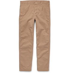 Outerknown Playa Organic Cotton-Twill Trousers