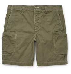 Outerknown Drawstring Organic Cotton Shorts