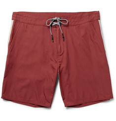 Outerknown Evolution Long-Length ECONYL® Swim Shorts