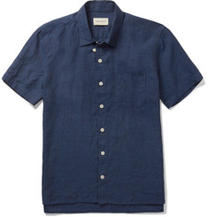 Oliver Spencer Linen Shirt