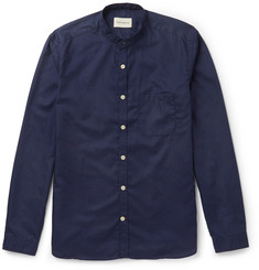 Oliver Spencer - Grandad-Collar Cotton Shirt