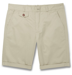 Oliver Spencer Cotton Chino Shorts