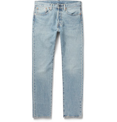 Levi's - 501 Slim-Fit Stretch-Denim Jeans