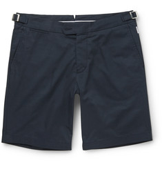 Orlebar Brown Norwich Cotton-Twill Shorts