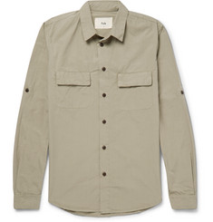 Folk Cotton Shirt
