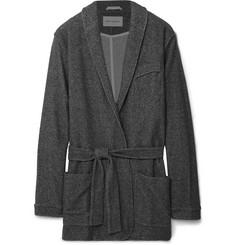 Oliver Spencer Loungewear Fleece Robe