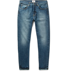 NN07 - Five 1774 Slim-Fit Washed-Denim Jeans