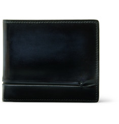 Berluti Makore Burnished-Leather Billfold Wallet