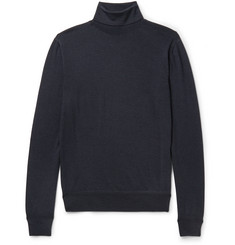 Berluti Slim-Fit Wool Rollneck Sweater
