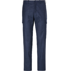 Berluti - Slim-Fit Wool-Flannel Trousers
