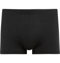 Hanro - Stretch-Cotton Boxer Briefs