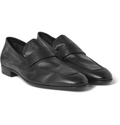 Berluti - Lorenzo Leather Penny Loafers