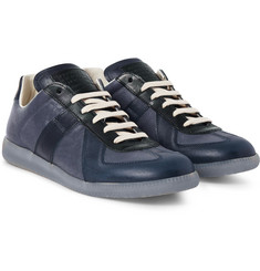 Maison Margiela - Replica Leather Sneakers
