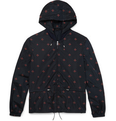 Gucci - Printed Shell Jacket