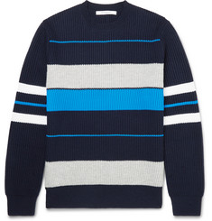 Givenchy Striped Wool-Blend Sweater