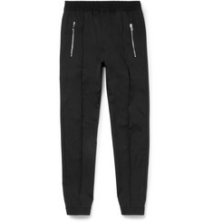 Givenchy Slim-Fit Stretch Wool-Blend Sweatpants