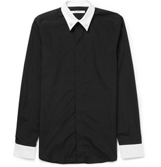 Givenchy - Star-Embellished Cotton Shirt