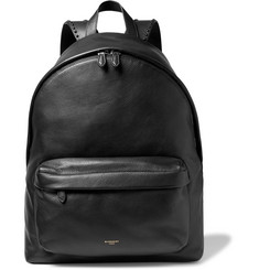 Givenchy Studded Grained-Leather Backpack
