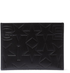 Givenchy Debossed Leather Cardholder