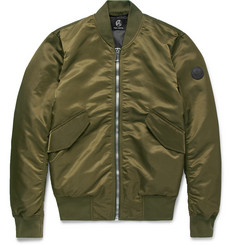 PS by Paul Smith Padded Shell Bomber Jacket