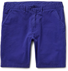 PS by Paul Smith Stretch-Cotton Twill Chino Shorts
