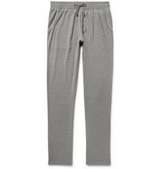 Loro Piana - Slim-Fit Cotton and Cashmere-Blend Sweatpants