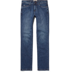 Loro Piana New York Stretch-Denim Jeans