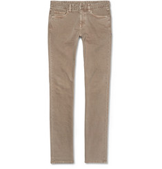 Loro Piana - New York Slim-Fit Stretch-Denim Jeans
