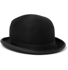 MR PORTER 5th ANNIVERSARY + Lock & Co Hatters Felt Bowler Hat
