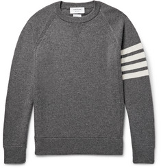 Thom Browne - Striped Cashmere Sweater