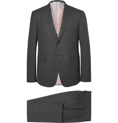Thom Browne - Grey Wool Suit