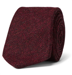 Gucci Woven Wool Tie