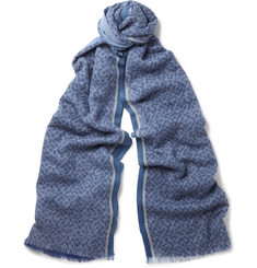 Loro Piana - Wallington Patterned Cashmere Scarf