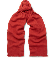 Loro Piana Baby Cashmere-Blend Scarf