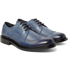 Jimmy Choo - Alec Leather Brogues