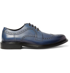 Jimmy Choo Alec Leather Brogues